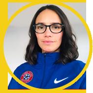 Gina Mendoza Global Fútbol